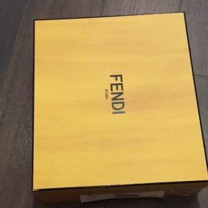Fendi boot box